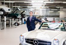 Photo of Constantin Buschmann, Brabus CEO: Be ready to be surprised!