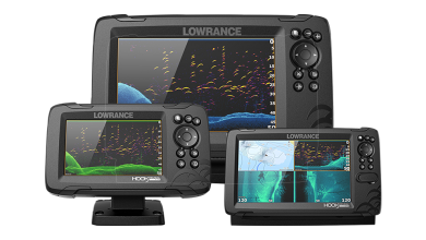 Photo of LOWRANCE HOOK REVEAL – POWERFUL PERFORMANCE, EASY FISH FINDING