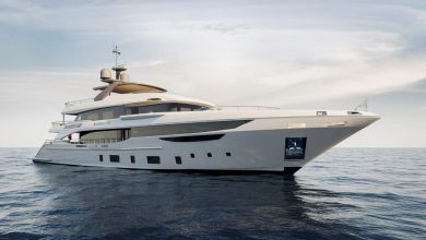Photo of BENETTI DIAMOND 145 – 44 METER FIBERGLASS YACHT