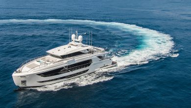 Photo of NEW HORIZON FD102 – SUPERYACHT STYLE, EXPEDITION PERFORMANCE