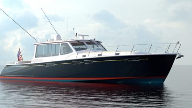 Photo of MCM HAS BEEN APPOINTED AS OWNER'S REPRESENTATIVE FOR A 21-METRE EXPRESS CRUISER