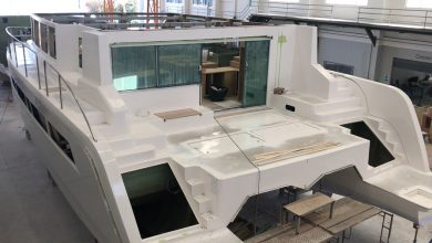 Photo of 8 SOLAR ELECTRIC CATAMARANS UNDER CONSTRUCTION AT SILENT-YACHTS