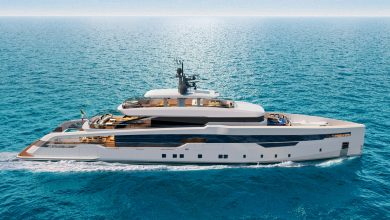 Photo of CRN ANNOUNCES THE SALE OF A NEW MEGAYACHT
