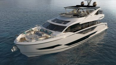Photo of NEW, INNOVATIVE YACHT – OCEAN CLUB NINETY
