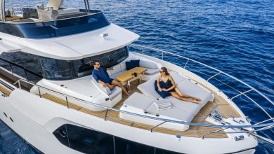 Photo of ELEGANCE AND SOPHISTICATION ON WATER  – NAVETTA 68