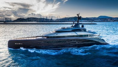 Photo of CRN DELIVERS THE M/Y 137 MEGAYACHT
