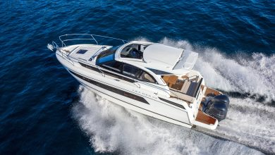 Photo of JEANNEAU LEADER 33 – ELEGANCE, LUXURY AND GREAT PERFORMANCE
