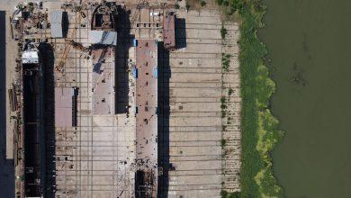 "Photo of A NEW GENERATION 135-METER TANKER IS BEING BUILT IN THE ZRENJANIN SHIPYARD ""SHIPYARD BEGEJ"""