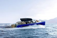 Photo of LAUNCH OF THE NEW FJORD 41 XL