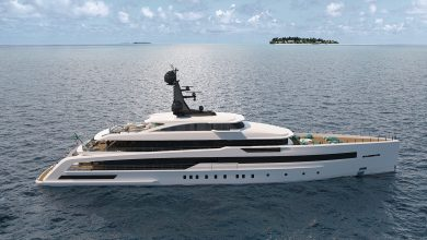 Photo of CRN RELEASES NEW DETAILS OF THE 62-METRE M/Y 138 MEGAYACHT