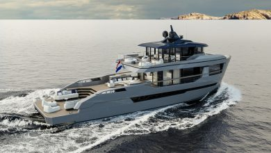 Photo of LYNX YACHTS UNVEILS CROSSOVER ORION