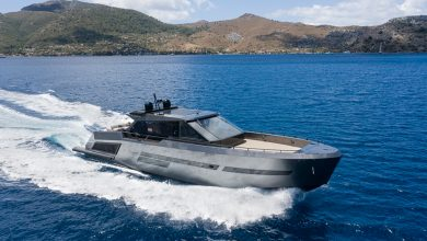 Photo of STEP ONBOARD THE NEW 40-KNOTS MAZU 82 SUPERYACHT  WITH AN EXCLUSIVE VIDEO WALKTHROUGH