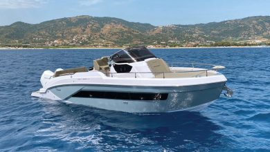 Photo of LUXURY BOAT FROM RANIERI SUNDECK LINE – NEXT 285 LX