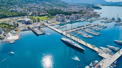 Photo of YACHT REFIT AND REPAIR AVAILABLE AT PORTO MONTENEGRO FOR WINTER 2020-2021