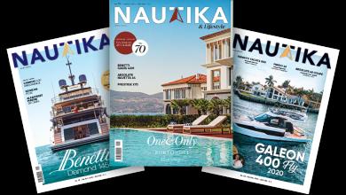 Photo of Nautika Magazine – ONE YEAR SUBSCRIPTION