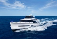 Photo of THE HORIZON V68 HULL FOUR HAS LAUNCHED