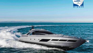 Photo of PERSHING IS A WINNER AT THE MOTOR BOAT AWARDS 2021